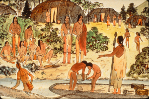 Native Americans of NYC Lenape Indians